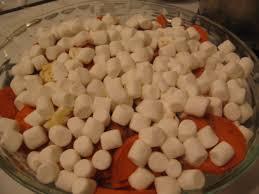 thanksgiving yams recipe marshmallows amy u0027s candied yams u2026 amy u0027s blog