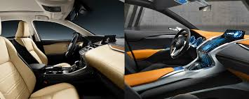 lexus nx interior here it is lexus nx in official photos autoevolution