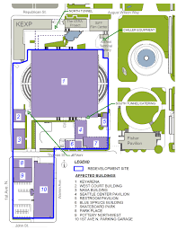 Seattle Parking Map by Understanding The Key Arena Rfp