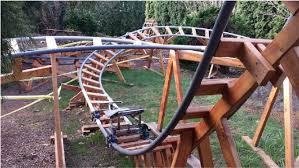 roller coaster for backyard design a safe backyard roller coaster with paul gregg part 2