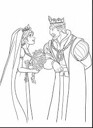 marvelous tangled rapunzel flynn coloring pages tangled