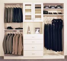 bedroom minimalist wooden lowes closet organizer in drawers and