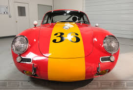 porsche 356 outlaw 1965 porsche 356 sc outlaw coupe street race for sale sloancars