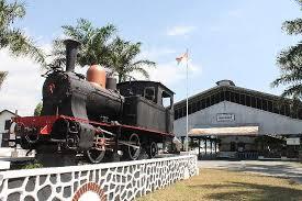 Kereta Api Kereta Api Uap Picture Of Ambarawa Railway Museum Ambarawa