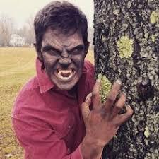 werewolf makeup tutorial male macabre makeup alex faction s creepiest halloween looks creepy