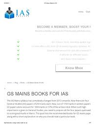 gs mains books for ias economy of india economies