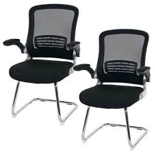chaise à roulettes de bureau fauteuil a roulettes fabuleux chaise bureau sans roulettes lot de 2