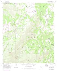 Quad Cities Map Topographic Maps Of San Diego County California