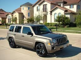 2008 jeep patriot rims bassarocken 2008 jeep patriot specs photos modification info at