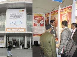Woodworking Machinery Exhibition India by Delhi Wood 2013 Tradeindia Trade Show Participation At Delhi