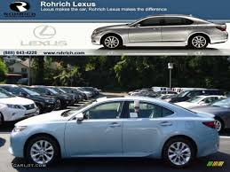 2014 lexus es hybrid specs 2013 cerulean blue metallic lexus es 300h hybrid 70195549 photo