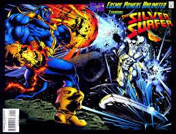 cosmic powers unlimited vol 1 marvel database fandom powered