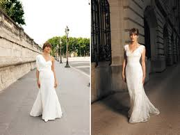 cymbeline wedding dresses parisian chic feminine flirty wedding dresses by cymbeline