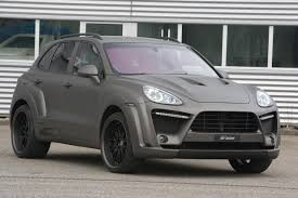 2011 Porsche Cayenne - fab design reveals new widebody kit for 2011 porsche cayenne