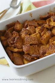 gluten free sweet potato bread pudding recipe sweet potato