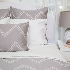 Gray Chevron Bedding Gray Chevron Bedding The Cora Gray Crane U0026 Canopy