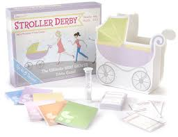 amazon com kate aspen stroller derby baby shower trivia game