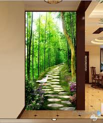 3d bird forest lane corridor entrance wall mural decals art prints 3d bird forest lane corridor entrance wall mural decals art prints wallpaper 007