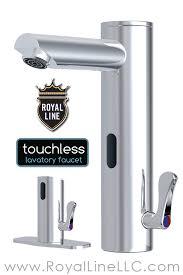 sink faucet design touch bathroom faucet touchless commercial