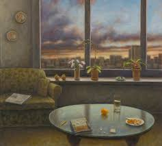 the pleasurable solitude of a well painted room newcity art