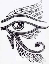 horus eye design idea splendiferous