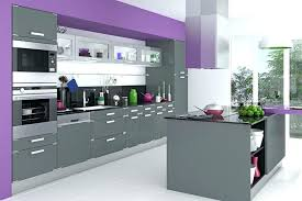 meuble cuisine violet meuble cuisine gris clair meuble cuisine gris element cuisine gris