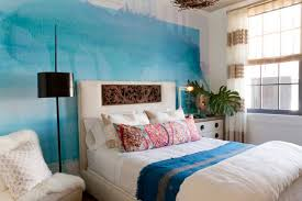 Blue And White Bedrooms 21 Symmetrical Bedroom Designs Decorating Ideas Design Trends