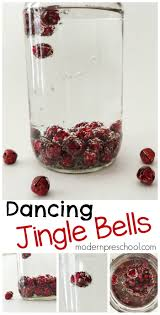 dancing jingle bells christmas science science experiments