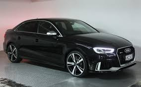 audi rs 3 sedan audi rs3 2017 for sale in auckland continental cars