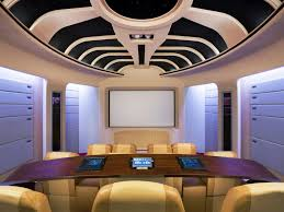 Unique Home Theater Themes HGTV - Unique home interior designs