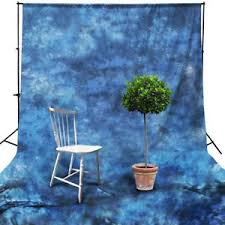 blue backdrop 10x20 blue backdrop muslin photo background photography blue