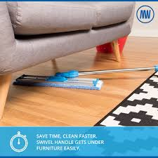 Best Microfiber Mop For Laminate Floors Professional Microfiber Mop Kit Clean Quickly Without Chemicals