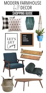 modern farmhouse fall home decor shopping guide the weathered fox
