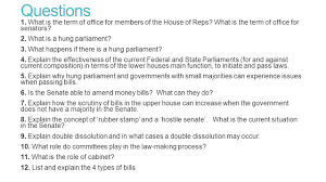 Role Of Cabinet Members Parliamentary System Of Government Legal Studies 3c Ppt Download