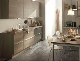 cuisine taupe et bois meuble cuisine taupe inspirations et meuble cuisine bois bas lapeyre