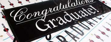 graduation signs graduation banners archives signs world wide