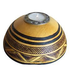 calabash tea light holder homepage product