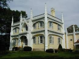 wedding cake house kennebunk maine midterm 19th c early revival of 1st half of c