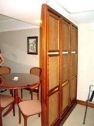 frosted glass panels room dividers lattice wood screen panel