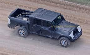 jl jeep release date update jt wrangler pickup truck to debut in 2018 u2013 extremeterrain
