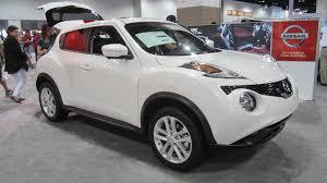 nissan white denver auto show