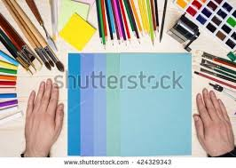 top view artists hands pencil on stock photo 427586482 shutterstock