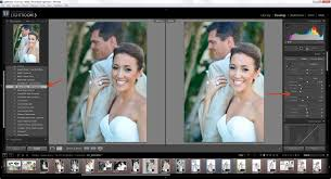 Adobe Lightroom Templates presets in adobe lightroom to automate workflow pop to images