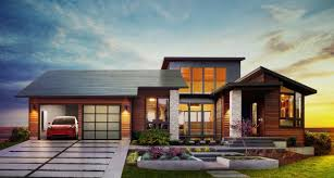 Cost Of A Copper Roof by Pv Solar Shingles Roof From Tesla Evolution Of Solar Roofing