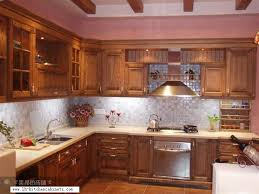 Online Buy Wholesale Oak Wood Kitchen Cabinets From China Oak Wood - Oak wood kitchen cabinets