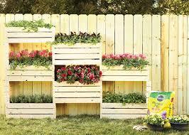 How To Build A Vertical Garden - how to make a vertical garden wall garden club