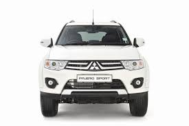 mitsubishi pajero sport mitsubishi pajero sport u2013 more economy and more power