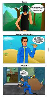 New Vegas Meme - inventory management through bethesda games by life is sad meme center