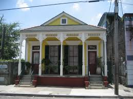 Creole House Plans by The New Orleans Shotgun House Archi Dinamica Architects Inc
