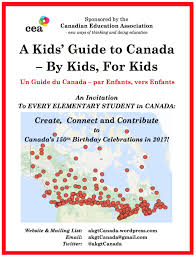 a kids u0027 guide to canada is coming to your in 2017